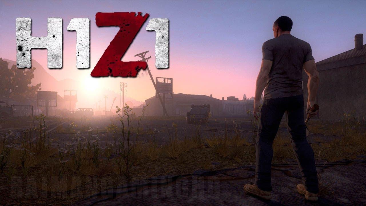 Guide débutant H1Z1