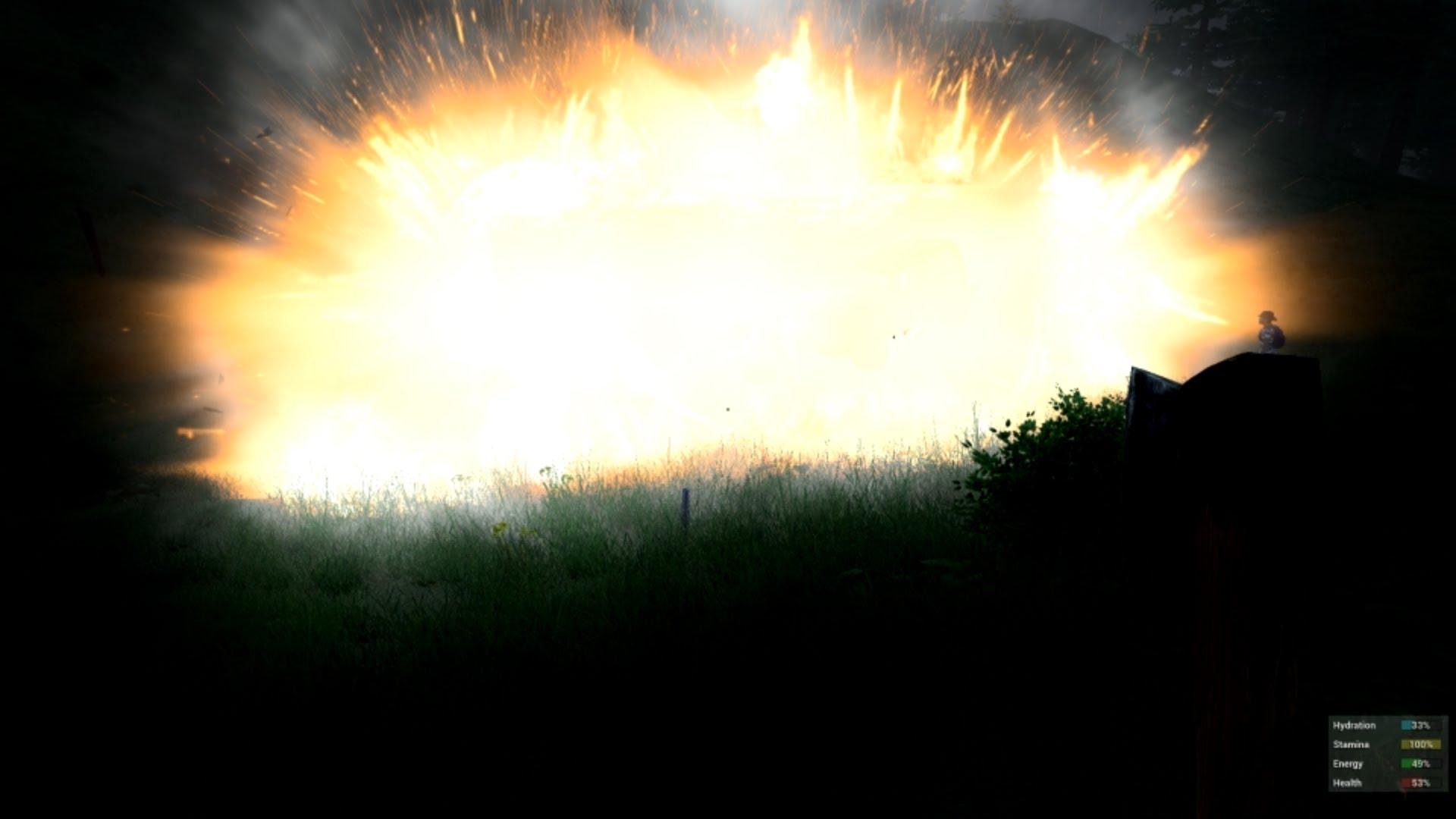 Comment farmer explosif H1Z1