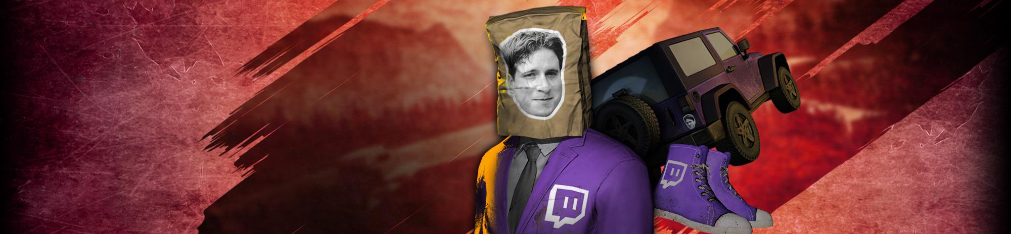 Twitch Prime KotK